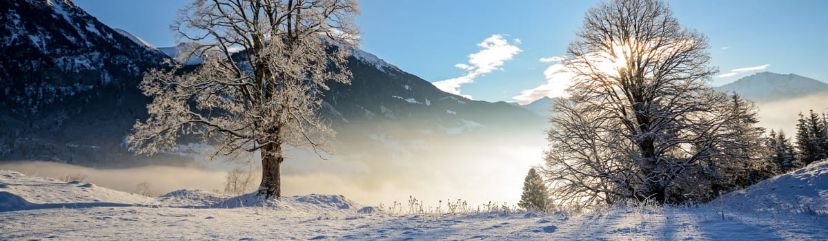 Schliersee im Winter